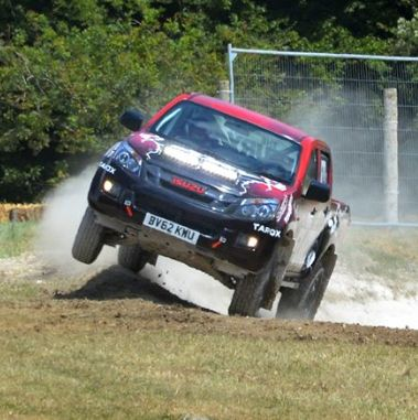 The Isuzu Fury at the #FOS Goodwood. #SPEAKISUSU