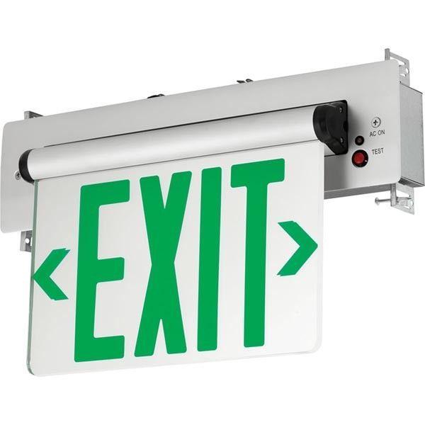 Exit/Emergency Light  sc 1 st  Pinterest & 80 best Emergency lighting images on Pinterest   Emergency ... azcodes.com