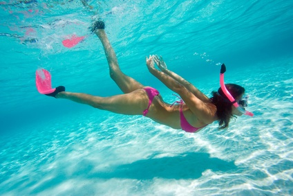 Snorkling in Vanuatu, and great bikini inspiration!!