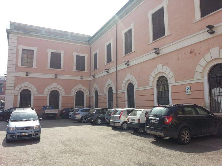 Ex Manifattura dei Tabacchi , Bari, 2014 - Nicola Lamanna