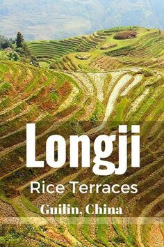 Account of a day trip to visit the Longji Rice Terraces in Longsheng, near Guilin, China.