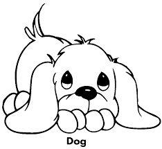 Resultado de imagen para dibujos animales tiernos para colorear