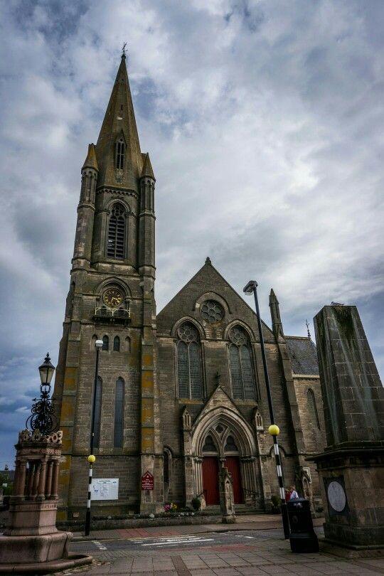 Church of St. Columba, Nairn, Scotland