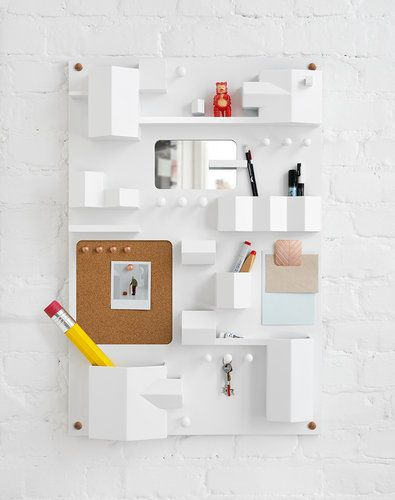 1 | A Deskside Storage Unit Inspired By The Swedish Suburbs | Co.Design: business + innovation + design