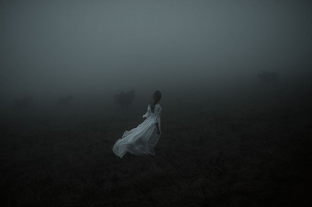 Inspiring Photography by Alessio Albi As on a first series where we talked about his fabulous work, here is a new selection of photographs made by talented Alessio Albi. His ficility to make portraits of young woman in nature is pretty fascinating. Between dark romantism and fantasizing, his pictures transport us, literally.