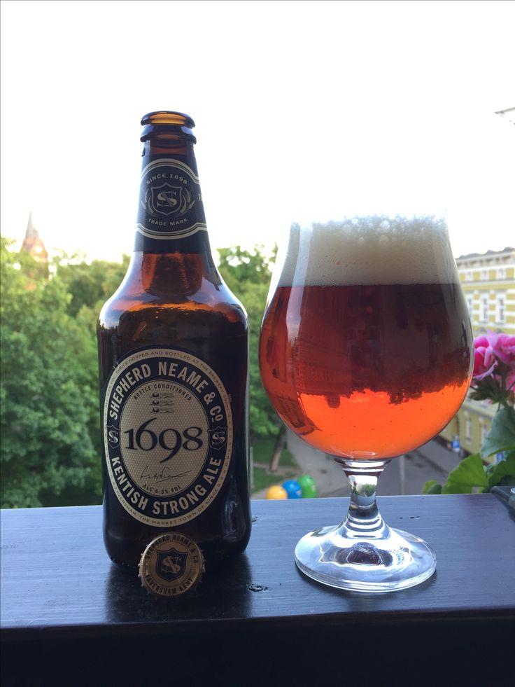 1698 Kentish Strong Ale - Shepherd Neame, 2016.05.15