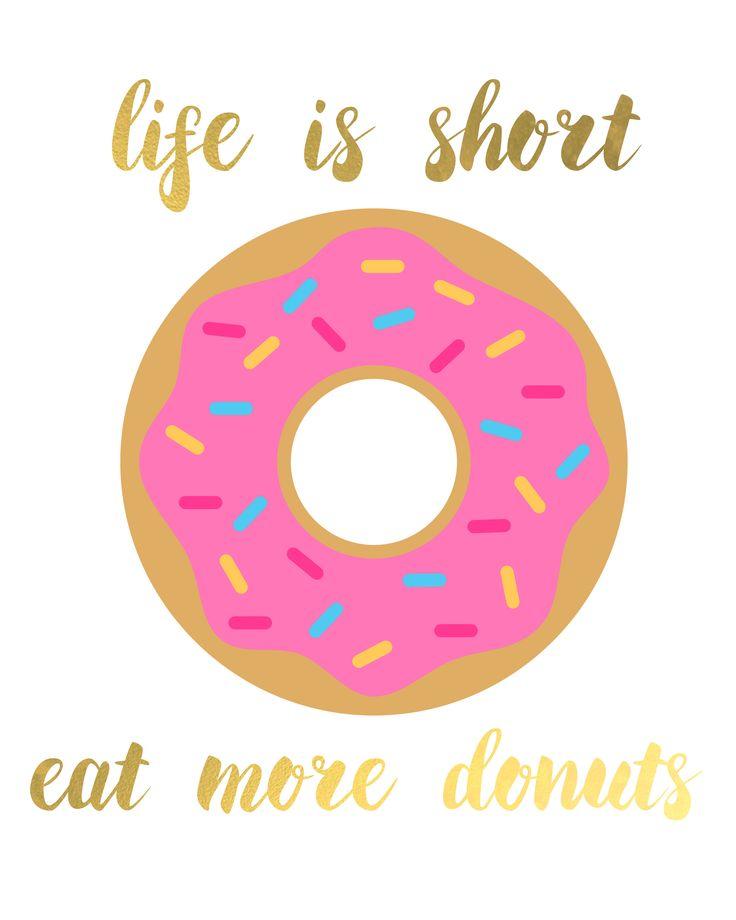 Donut Worry B Happy