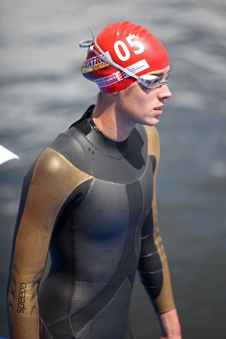 "Helen Jenkins Triathlete quote: ""Goals keep you motivated and they give you a direction. That way you're not just aimlessly training and doing too much of one thing and not enough of another"""