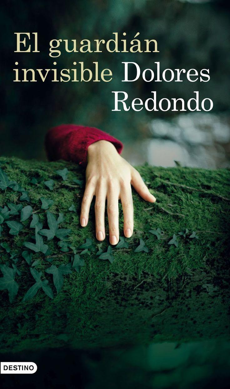 Tal vez uno de los mejores libros que he leído. El Guardián Invisible, Dolores Redondo.
