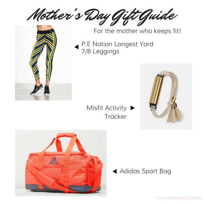 Mother's Day Gift Guide Part One Fitness | Serensays.com