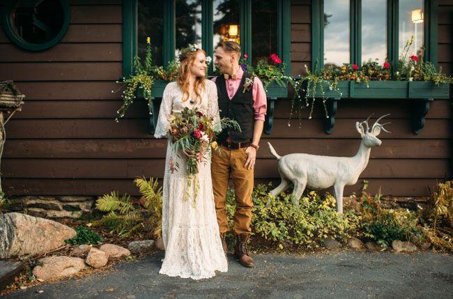 Colorado Fall inspiration #fallwedding #mtwedding