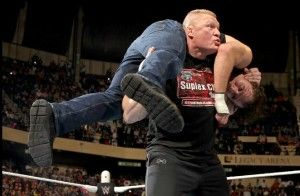 My review of Monday Night Raw for 2/1/16 from Birmingham, Alabama #WWE #BrockLesnar #DeanAmbrose #AJStyles #TheMiz #NewDay #RomanReigns #KevinOwens #DolphZiggler