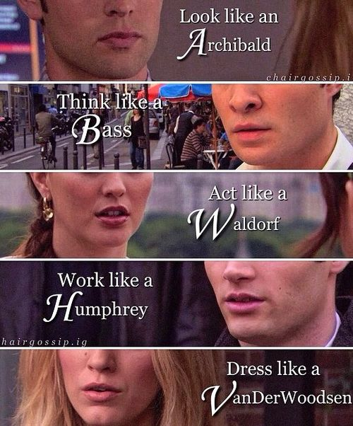 gossip girl season 1 episode 13 - Google Search More