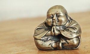 El origen del 'Buda gordo'  Existen varias representaciones de Buda, ¿sabes por qué son tan distintas? Acá te contamos por qué.