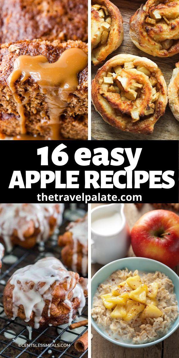 16 Apples For Breakfast Recipes In 2020 Recipes Apple Breakfast Apple Recipes Easy