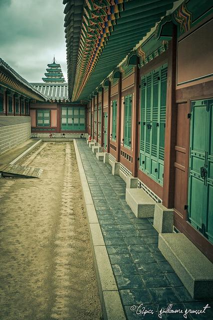 Korean Palace by G2pics  #travel