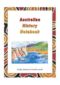 Australian History Notebooking Pages