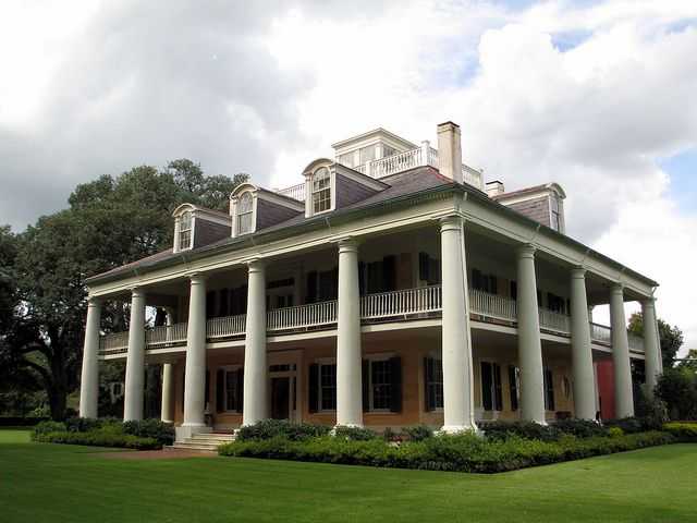 greek revival architecture | Flickr: The Greek Revival & Federal Architecture - 1790-1860 Pool