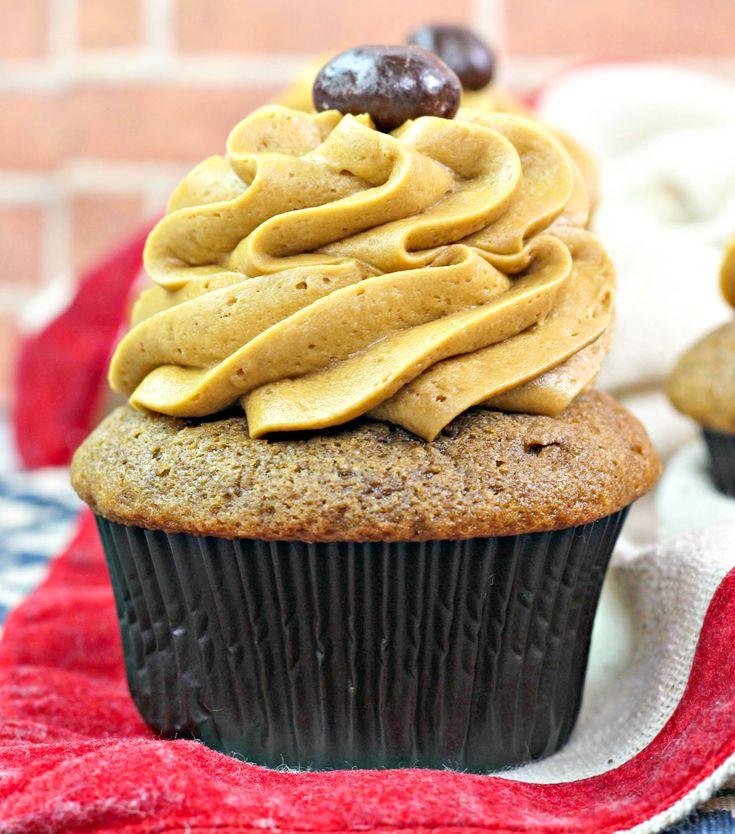 Coffee cupcakes recipe coffee cupcakes peanut butter
