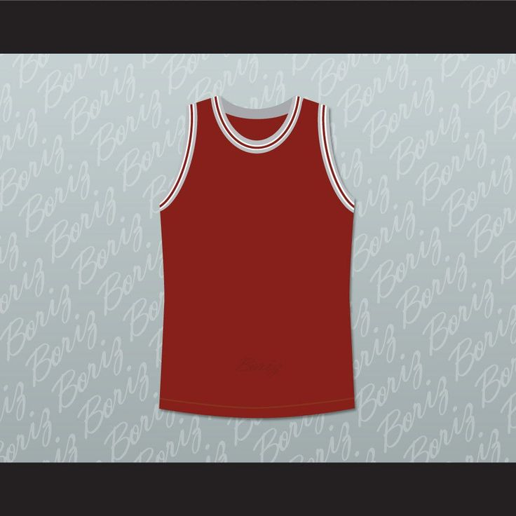 """Philip Seymour Hoffman Sandy Lyle Along Came Polly Dark Red Basketball Jersey. SHIPPING TIME IS ABOUT 3-5 weeksI HAVE ALL SIZES and can change Name and #(Width of your Chest)+(Width of your Back)+ 4 to 6 inches to account for space for a loose fit.Example: 18"""" wide chest plus 18"""" wide back plus 4"""" of space, would be a size 40"""".Please consider ordering a larger size, if you plan to wear protective sports equipment under the jersey.size chart chest:XS 30""""-32"""" Chest Measurement (76-81 cm)S…"""