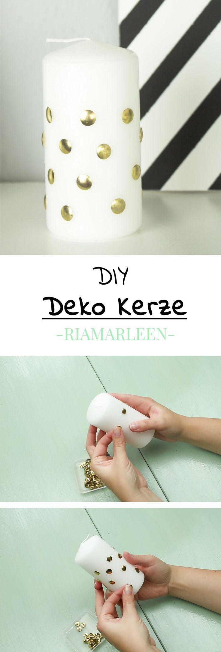 3 schöne DIY Deko Ideen unter 1 Euro basteln