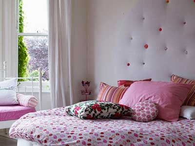 Decorate a girl's bedroom | Margaret Hirsch