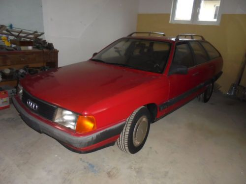 Audi 100 Avant Diesel din DE-71277Rutesheim Germania