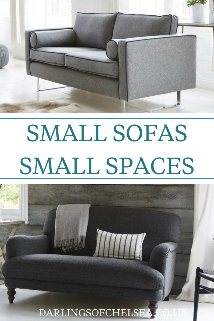 Sometimes We Just Need A Beautiful Stylish Small Sofa To Fit Into E In Our Home These Compact Sofas Are Made The Uk Bespoke Your