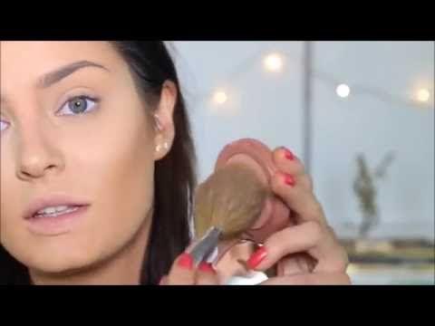 Kontur Uygulaması ile Makyaj Yapımı - YouTube