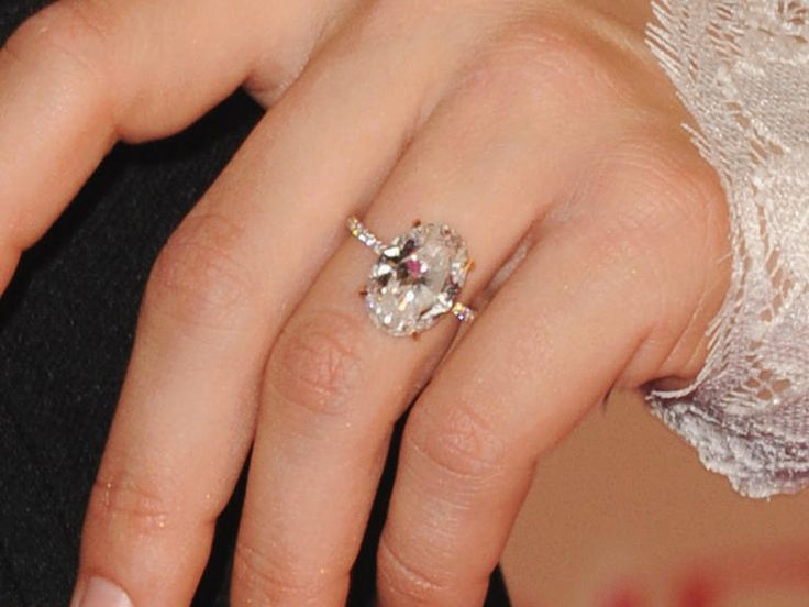 Exactly what I want! morgan stewart engagement ring -