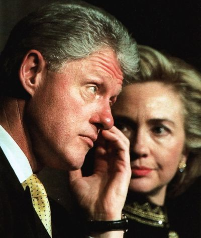 Here they are: Hillary's 22 biggest scandals ever Does America really want '2 Clintons for price of 1' back in White House?