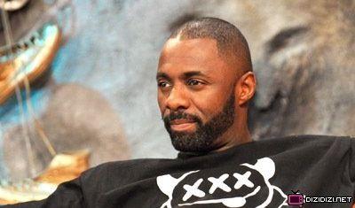 "Idris Elba ""The Wire"""