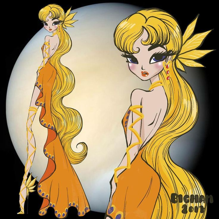 Sailor gown collection : Sailor Venus