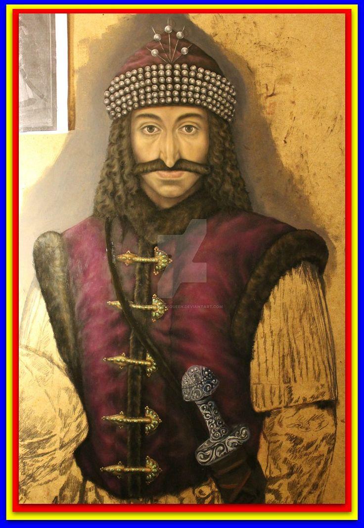 Vlad lll portrait