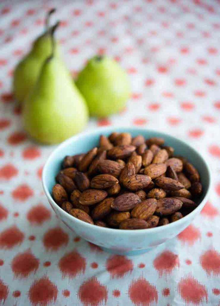 Roasted Flavoured Almonds-1