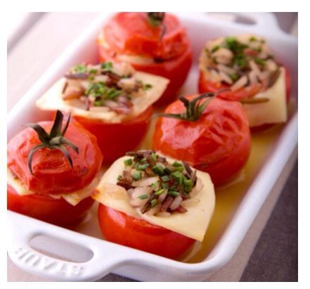 Tomatines au Roquefort Societe