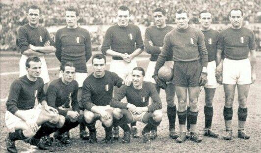 Il Toro Granata squadra foto 1947