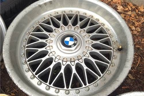 18 Inch E38 E34 E31 Style 5 Bmw Bbs Wheels Rims Staggered