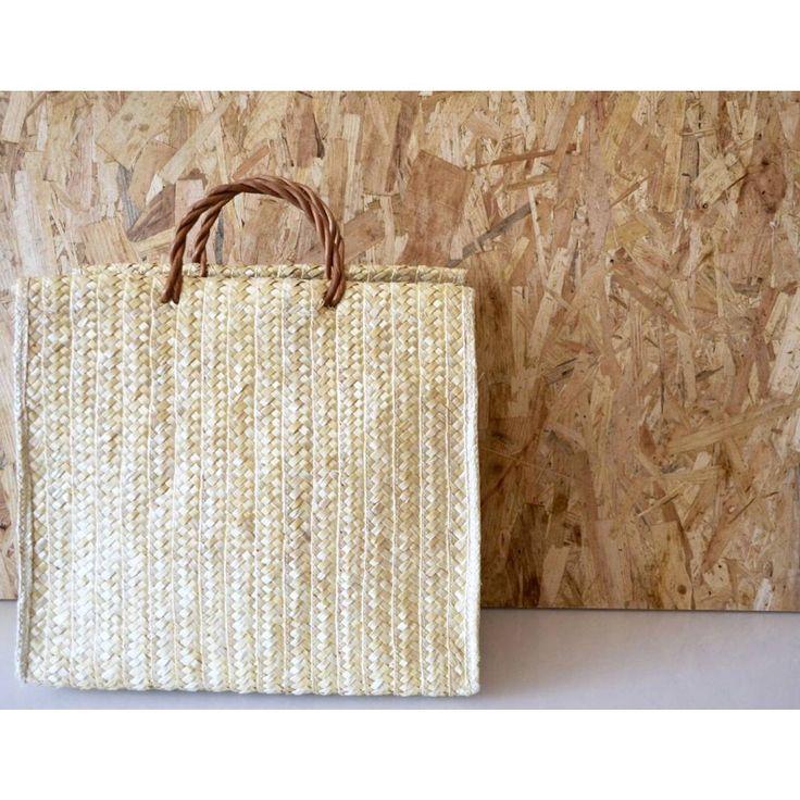 "38 Gostos, 1 Comentários - lapetitesardine (@shop_lapetitesardine) no Instagram: ""#mariamanel our square basket ☆portuguese materials + handmade☆  Shop Now :::::::: Link in bio […"""