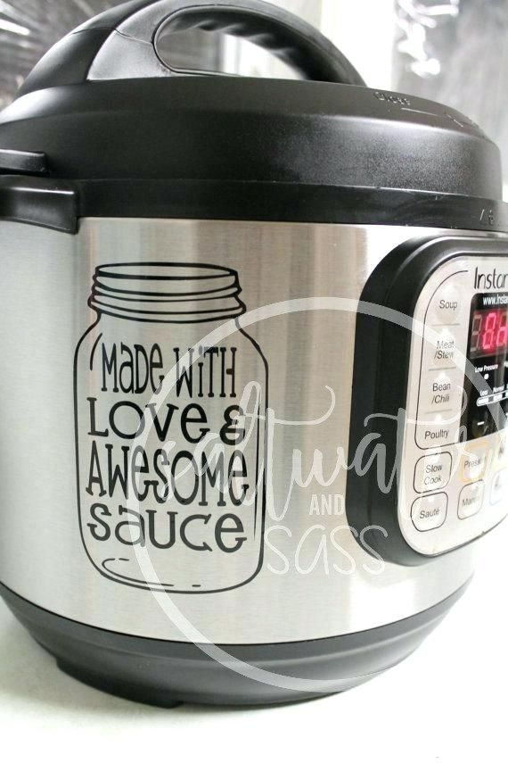 48++ This is us instant pot decal ideas in 2021