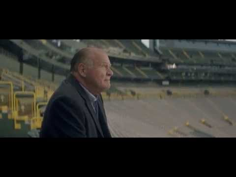 LOVE THIS!!!! And him he is an amazing man and a true definition of a Packer - his heart and soul defines what being a Packer is all about.  Johnsonville Commercial Featuring Jerry Kramer - YouTube