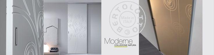 Porte moderne