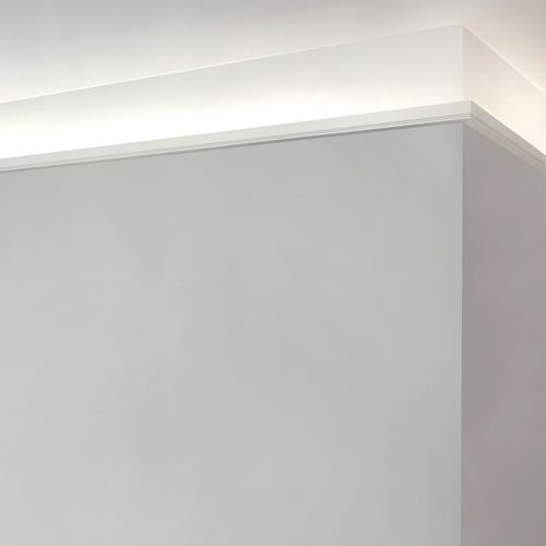 Small Uplighting coving & cornice suitable for LED lighting. Sizes and styles to suit all homes. Free UK wide delivery on orders over £100.