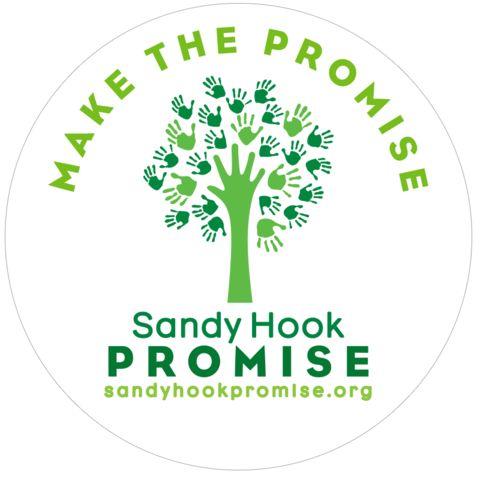 Sandy Hook Promise Car Magnet - Sandy Hook Promise