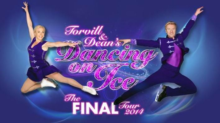 Dancing on Ice - Live Tour 2014