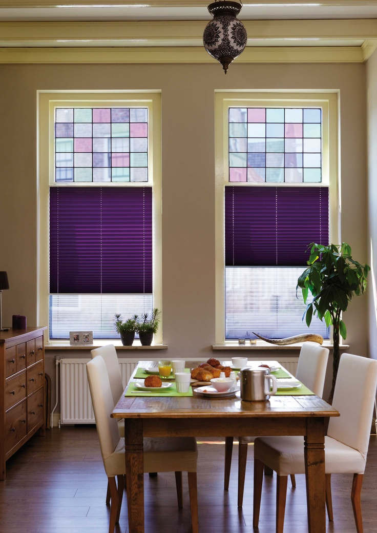 Available in many colours and models, Verosol Pleated Blinds can become a striking feature, lifting the mood and character of any room. #interiordesign #windowfurnishings @verosol_au