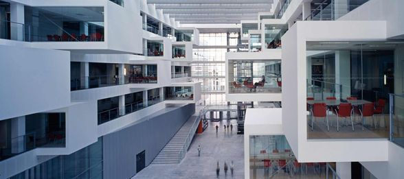 IT Universitetet :: Henning Larsen Architects