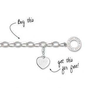 How Much Is A Thomas Sabo Bracelet £20.99