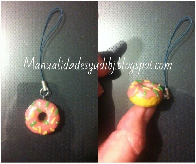 yudit: Porcelana fría (donuts)