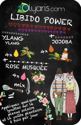 Manque de tonus sexuel ? L'huile essentielle d'Ylang Ylang est appréciée pour ses vertus améliorant la vie intime de nombreux couples ! Si on peut vous aider :)